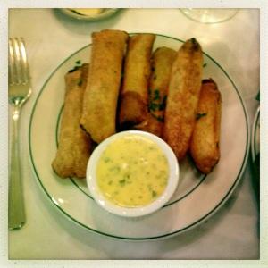 Galatoire's Potato Souffle