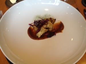 Moreton Bay bugs, sweet grilled endive $34